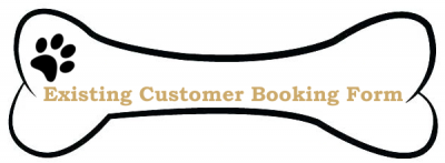 Booking Button Existing Customer