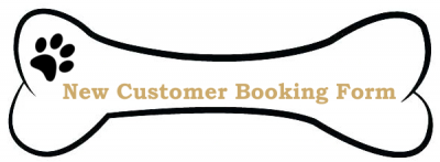 Booking Button New Customer